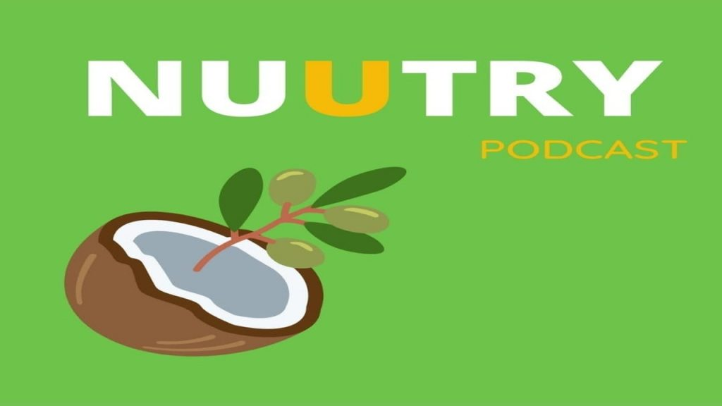 image Nuutry podcast